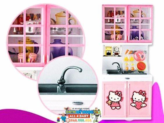Đồ chơi nhà bếp Kitty 8922-3