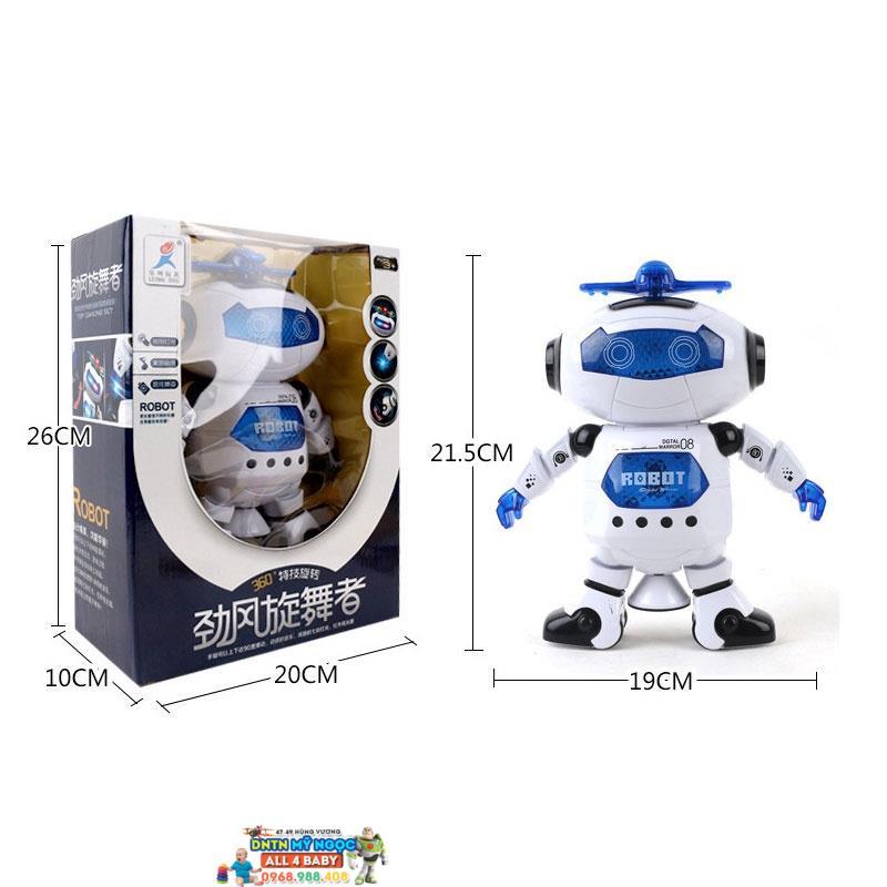 Robot nhảy 360 độ 15038 / 99944-2