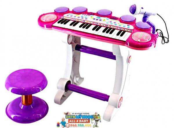 Bộ đàn âm nhạc Organ có ghế BB45D