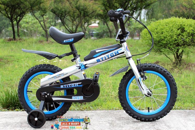Xe đạp trẻ em Stitch cho bé trai JY 903