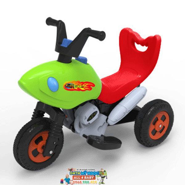 Xe môtô điện trẻ em LK-3013 có tựa lưng