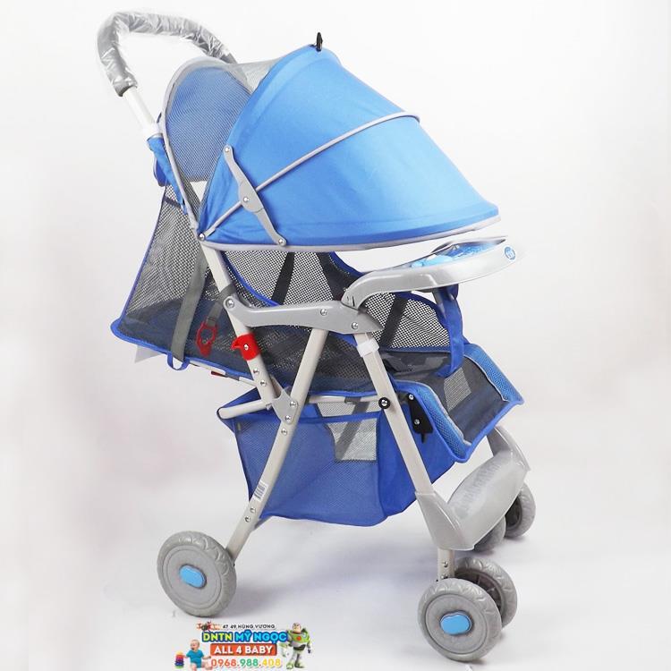 Xe đẩy em bé lưới Baobaohao 722C
