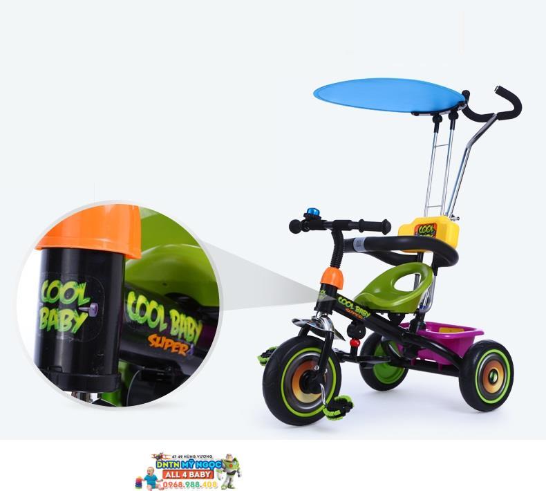 Xe đạp đẩy 3 bánh trẻ em 901