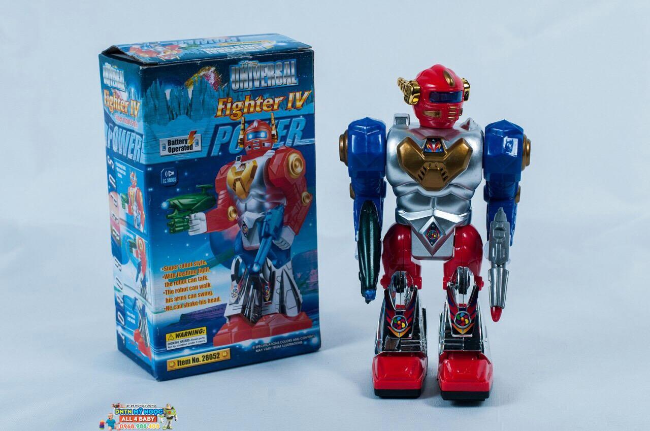 Robot chạy pin 28052
