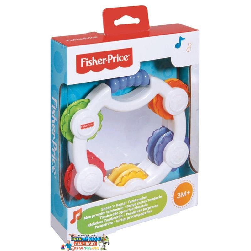 Đồ chơi trống lắc gương soi Fisher Price CBH75 / BLT37