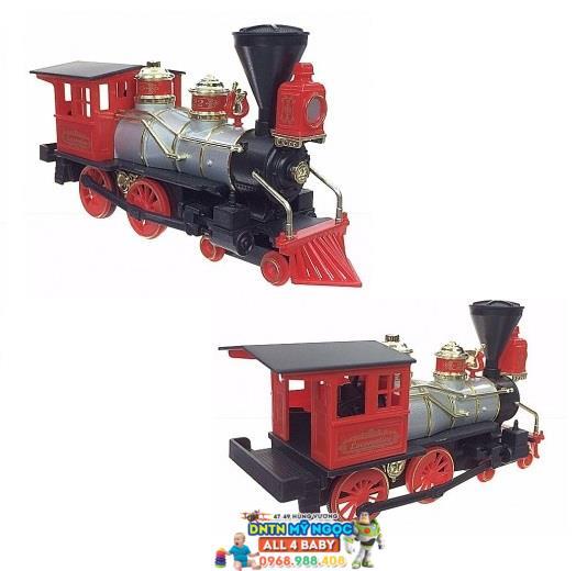 Tàu lửa chạy đường ray 1709