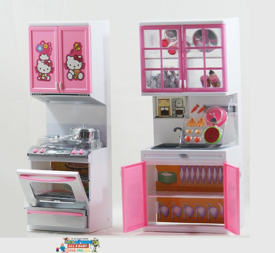 Đồ chơi nhà bếp Kitty 26216 kèm búp bê