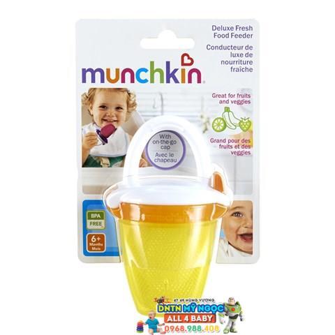 Túi nhai chống hóc cho bé Munchkin