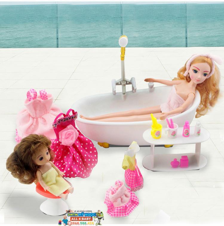 Đồ chơi nhà tắm búp bê L0450 / N2246