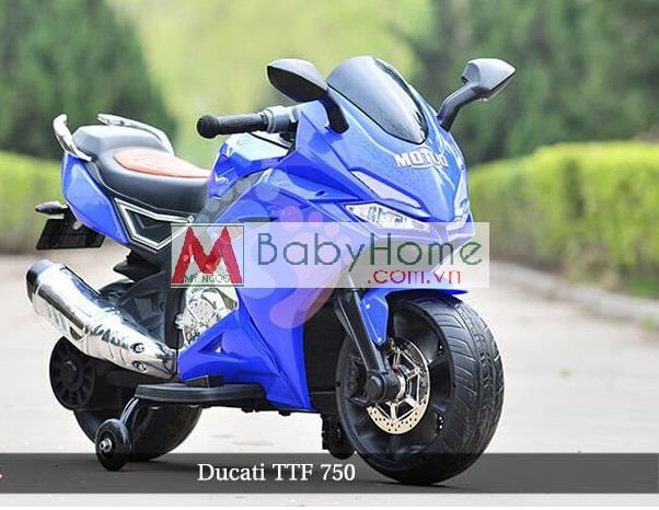 Xe mô tô điện TTF 750