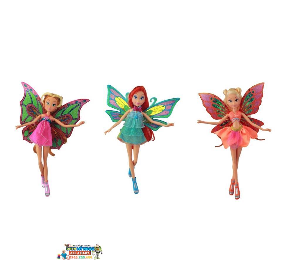Búp bê nàng tiên Winx Enchantix - IW01511200