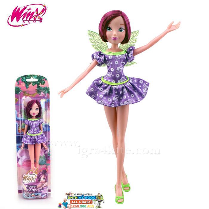 Búp bê nàng tiên Winx Bữa tiệc mùa xuân - IW01871400