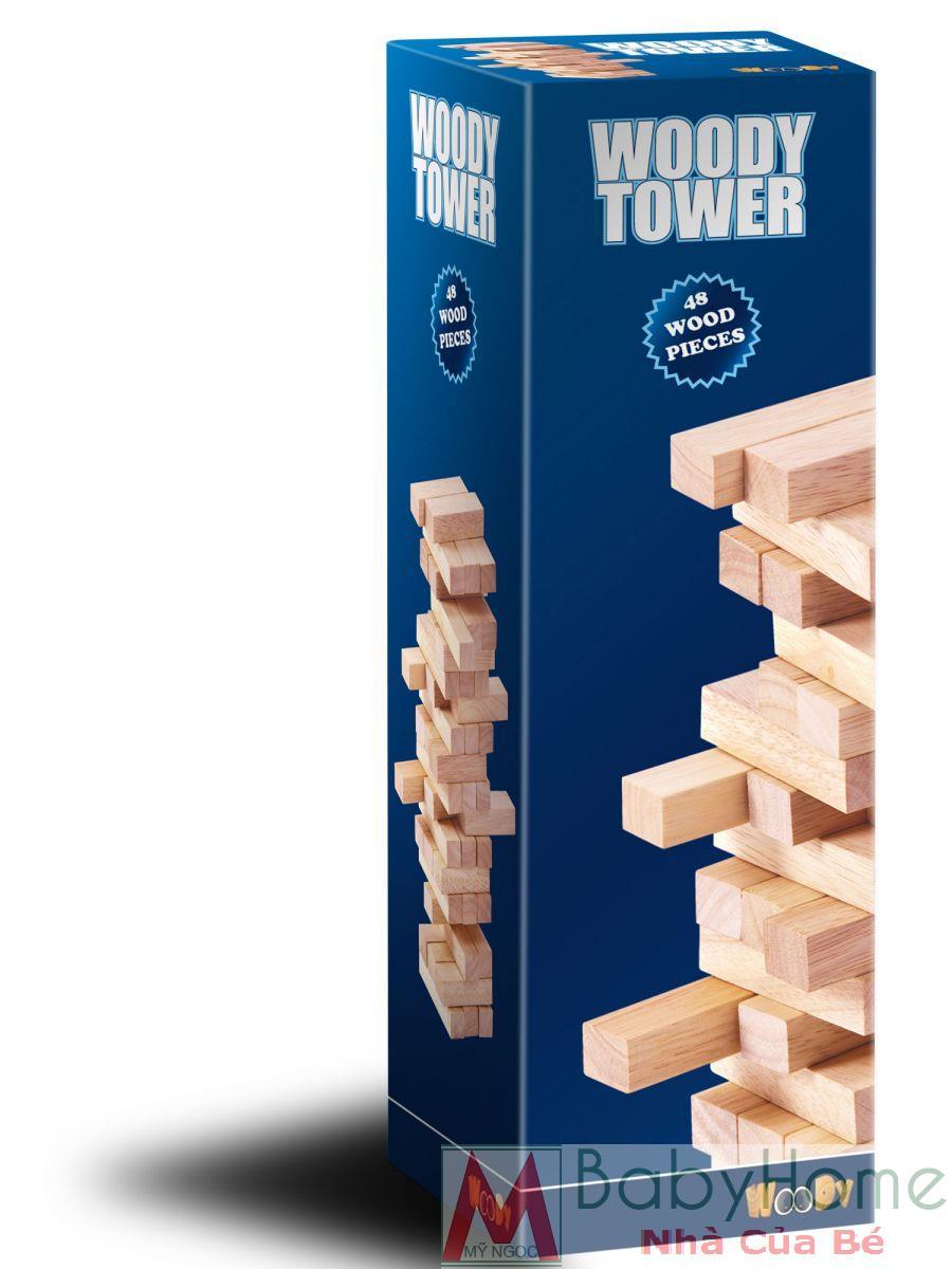 Rút Gỗ Woody Tower số