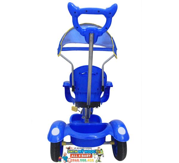 Xe đạp đẩy 3 bánh trẻ em hình con sóc C4910