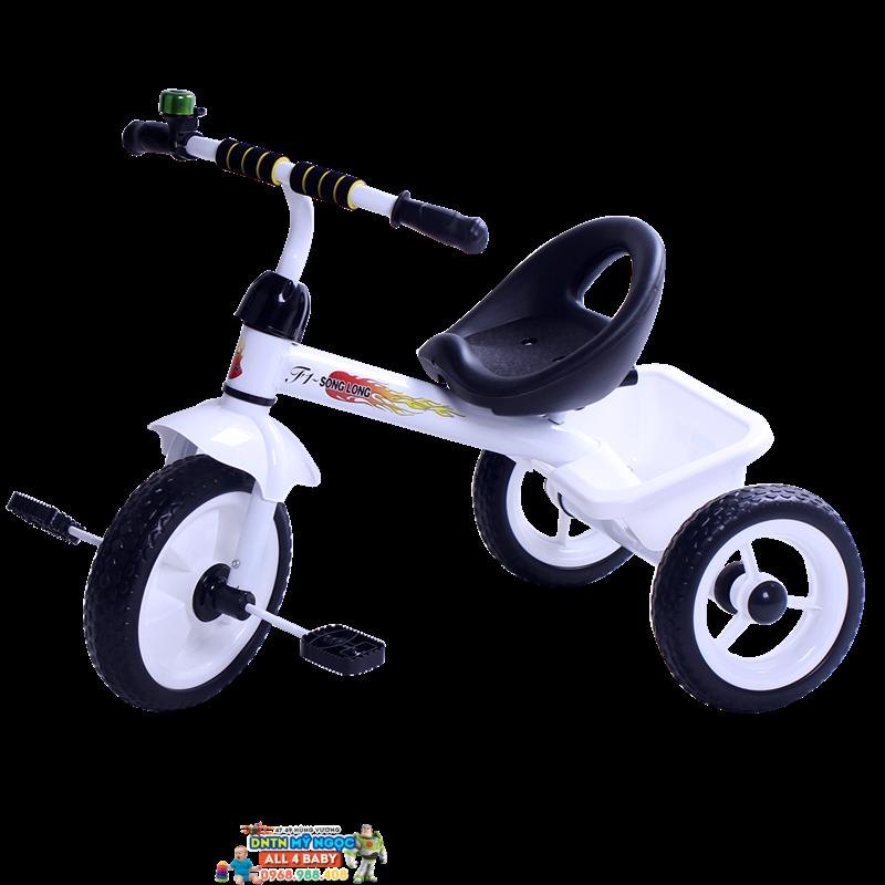 Xe đạp đẩy 3 bánh trẻ em Song Long F1