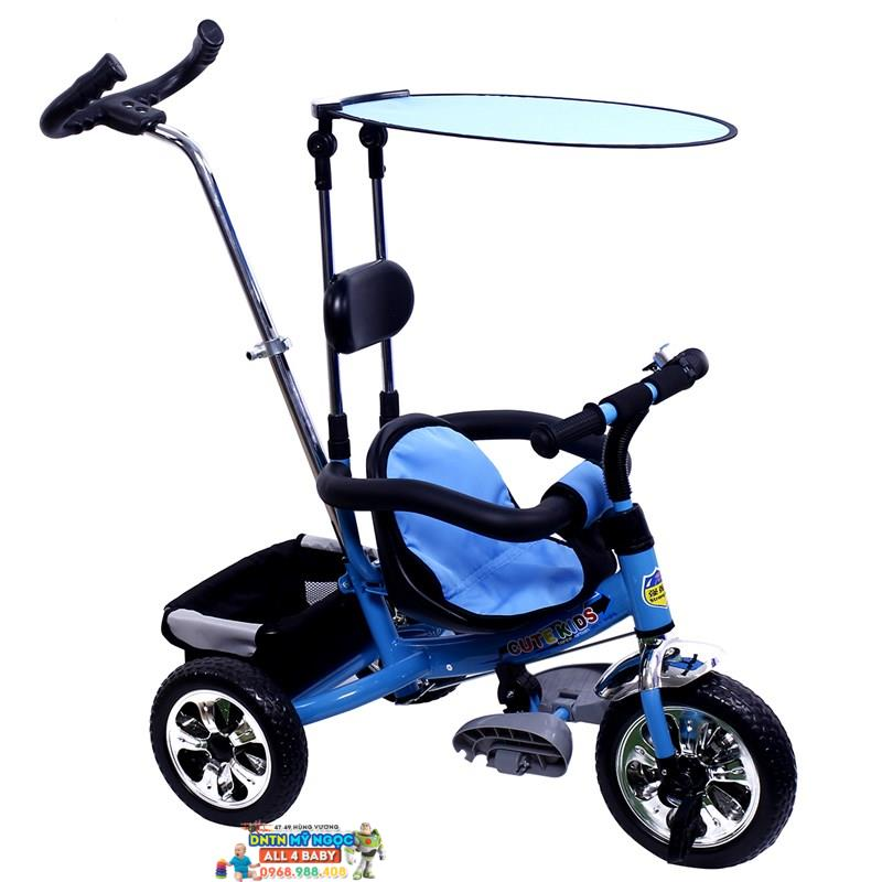 Xe đạp đẩy 3 bánh trẻ em F08