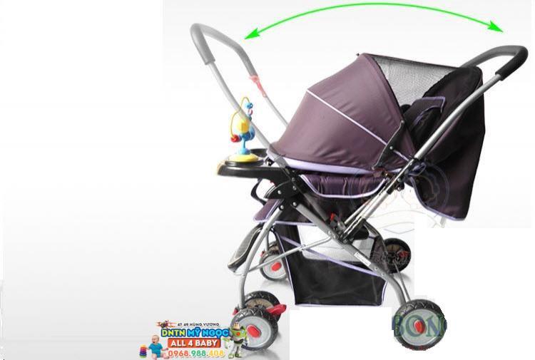 Xe đẩy em bé 2 chiều Baobaohao 709C