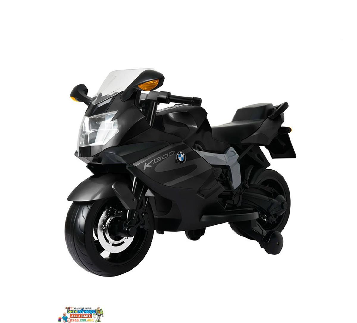 Xe môtô điện trẻ em kiểu dáng xe phân khối lớn K1300S