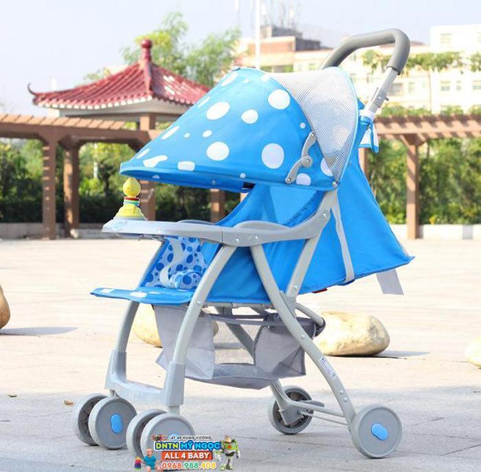 Xe đẩy em bé du lịch Baobaohao 772C New version