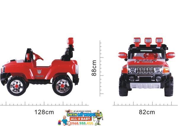 Xe ôtô điện trẻ em QC-6688