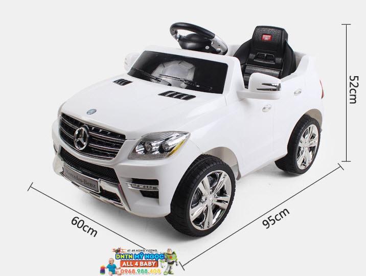 Xe ôtô điện thể thao trẻ em QX-7996 Mercedes Benz