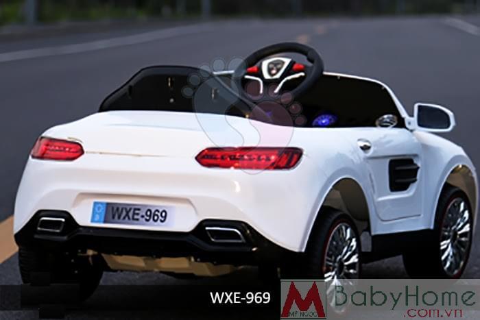 Xe ô tô điện WXE 969