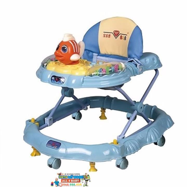 Xe tập đi đa năng cá Nemo 6220SYT