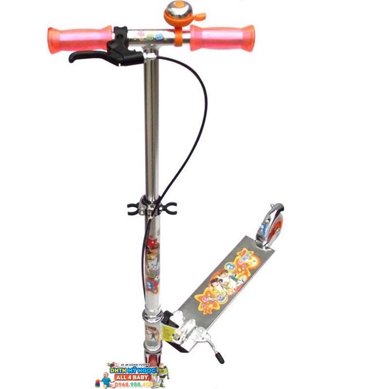 Xe trượt Scooter 2 bánh (1 bánh sau) cỡ nhỏ 2006S