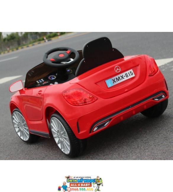 Xe ôtô điện trẻ em XMX-815