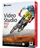 Corel VideoStudio Pro X7 17.1.0.38 Multilingual (x86/x64)