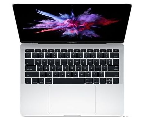 Macbook Pro 13 Inch 256GB Silver - MLUQ2