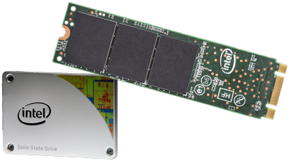 SSD Intel dòng series 535