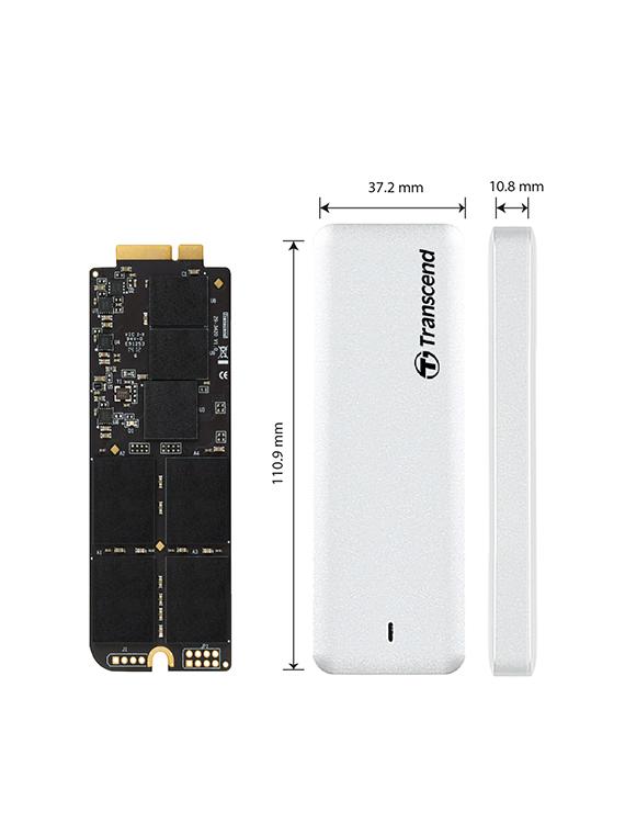 Transcend SSDJetdrive với kiểu dáng nhỏ gọn