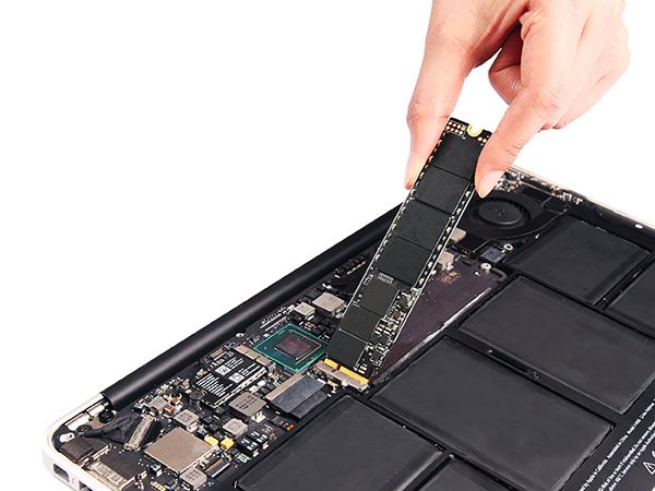SSD JetDrive có dung lượng lớn