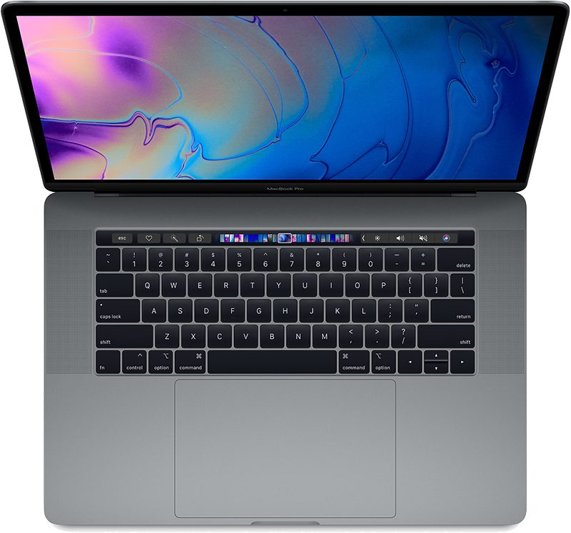MR952 - Macbook Pro 15 inch 2018 6 Core I9 2.9Ghz 32GB 512GB SSD Pro 555X 4Gb SpaceGray -New 99%