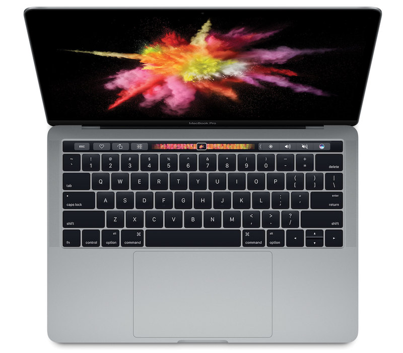 MNQF2-Macbook 2016 TouchBar 13 inch I5 16GB 512GB SSD TouchBar New 99%