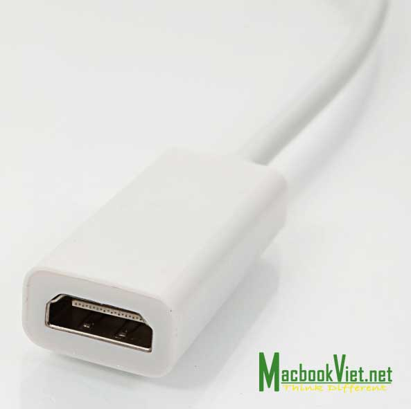Mini Displayport to HDMI Adapter