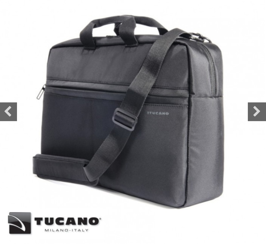 TÚI TUCANO TRATTO BLUE CHO MACBOOK 13/14