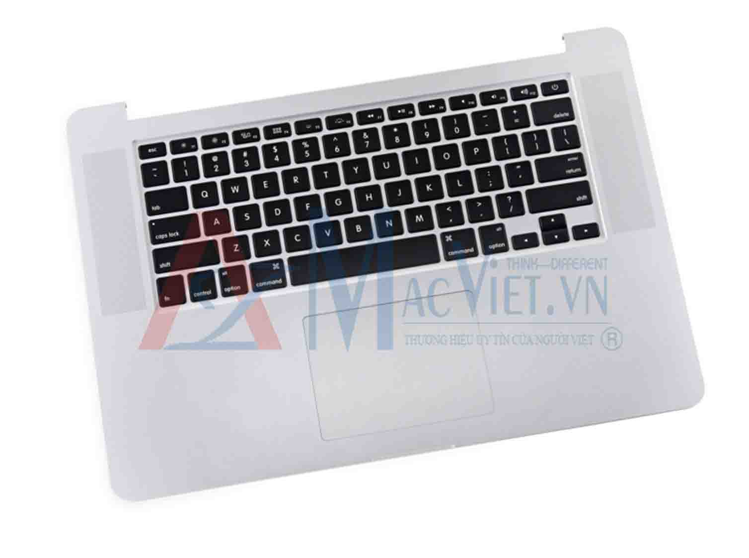 Bàn phím MacBook Pro 15 Retina (Mid 2012 - Early 2013)