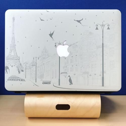 Ốp Macbook Paris (C016)