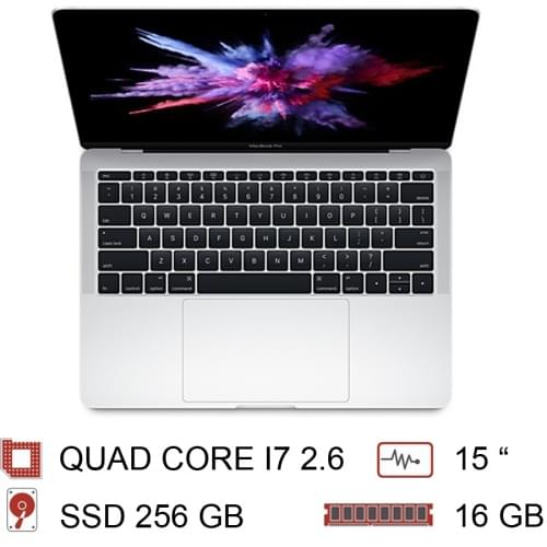 MacBook Pro MLW72 - Late 2016