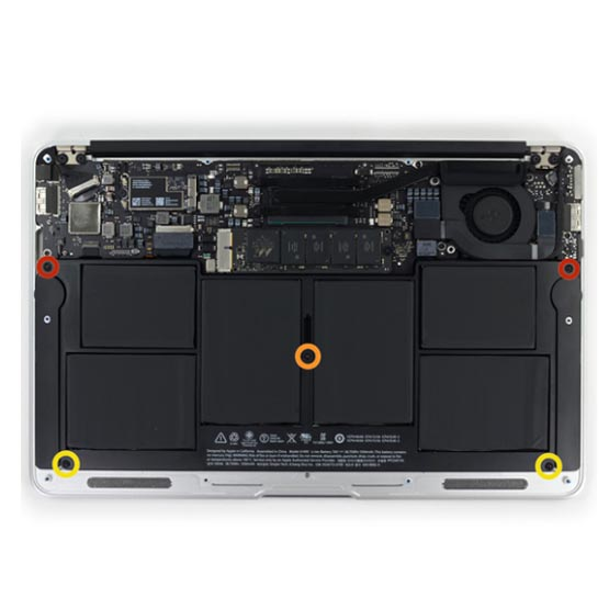 Pin MacBook Air 11 inch - Model A1495 (Mid 2013 - Early 2015)