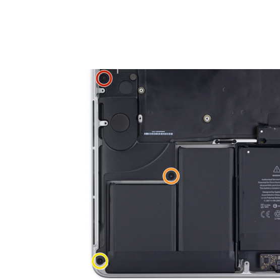 Pin MacBook Pro 15 Retina ( Mid 2015 )