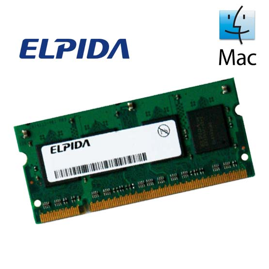 Nâng Cấp Ram ELPIDA Macbook Pro - Mac Mini