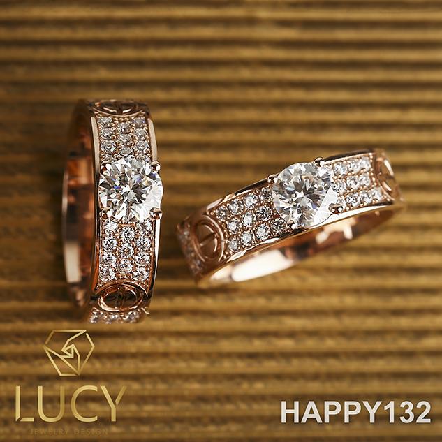 EM038D Nhẫn C.A.R.TI.ER full đá, nhẫn vàng, nhẫn thiết kế - Lucy Jewelry