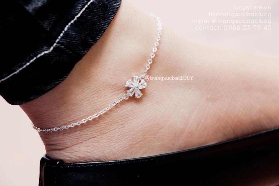Lắc chân hoa daisy - LC043