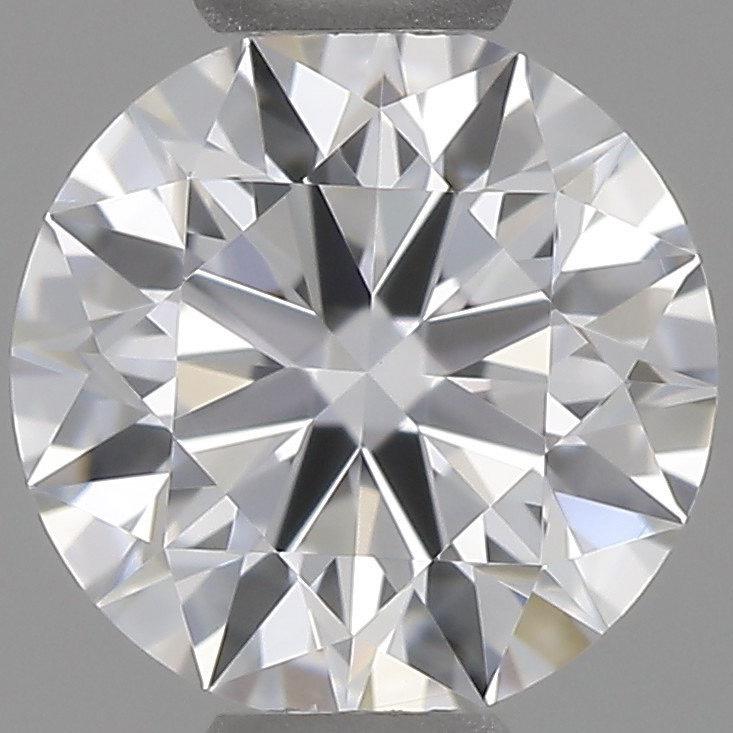 [HẾT HÀNG] Kim cương thiên nhiên 4.5mm D VVS2 3EX FAINT - 0.35carat kiểm đinh quốc tế GIA 6382822704 - LUCYJEWELRY