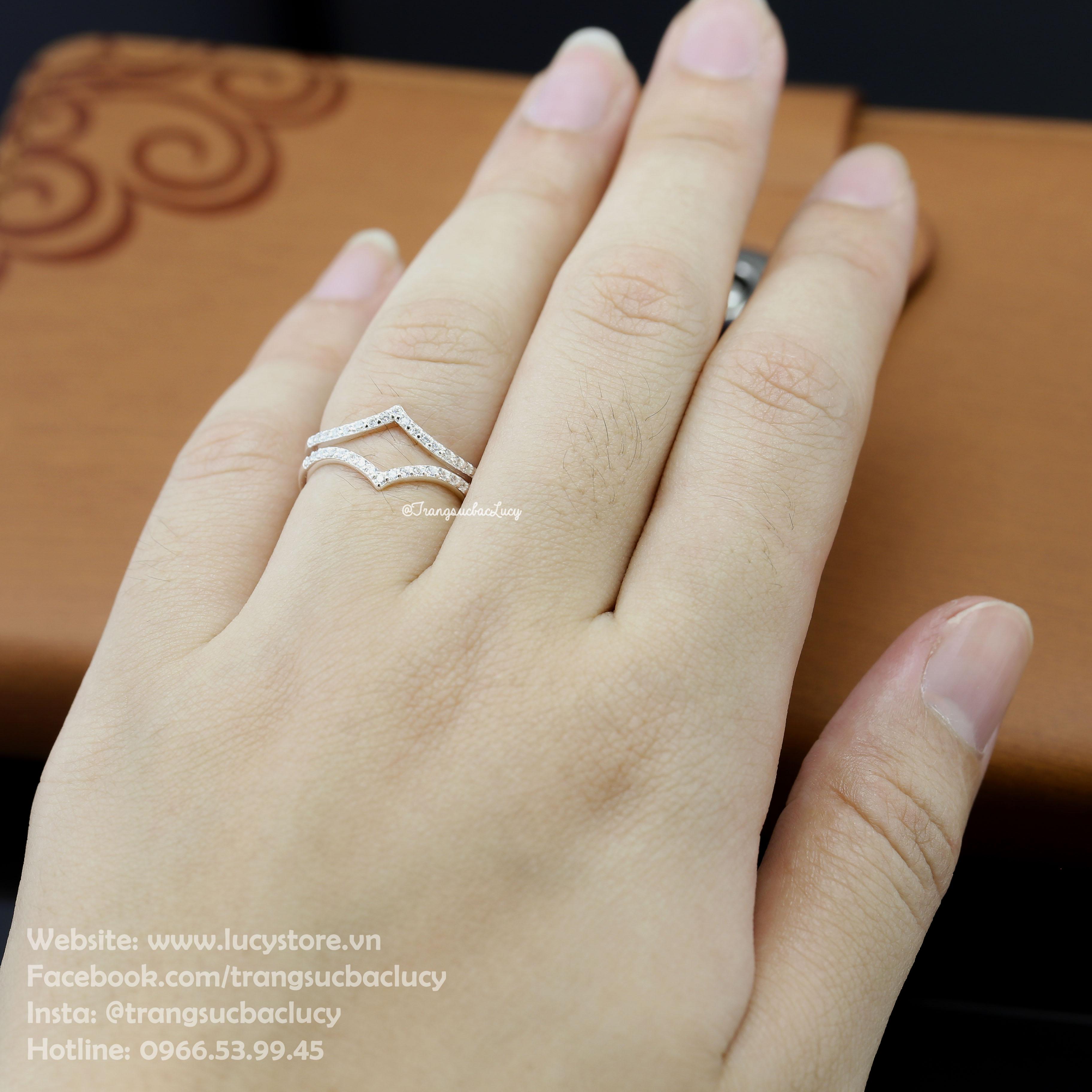 nhẫn nữ rw121