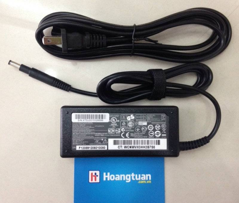Adapter HP 19.5V - 3.33A đầu đạn for HP Envy