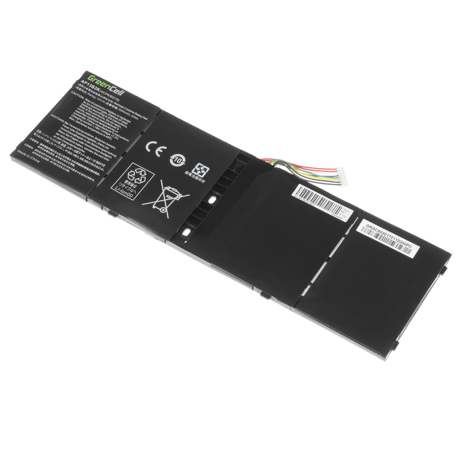 Pin Acer Aspire V5 473G V5 473P V5 552G V7 482 V7 582